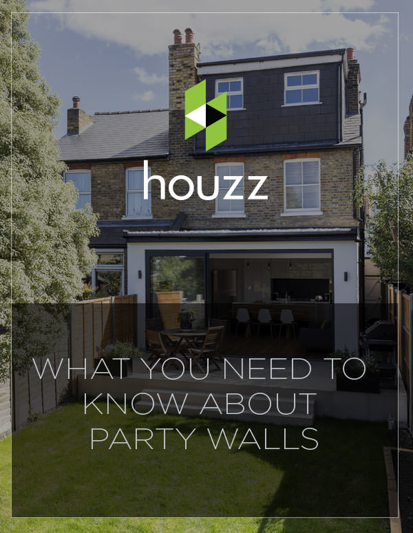 What You Need to Know About Party Walls