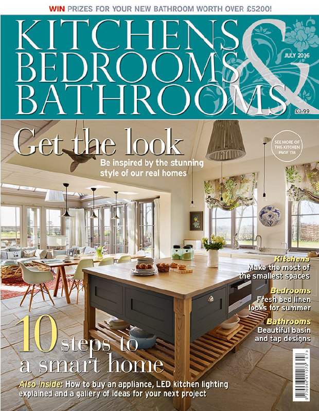 Kitchens Bedrooms & Bathrooms, July 2016