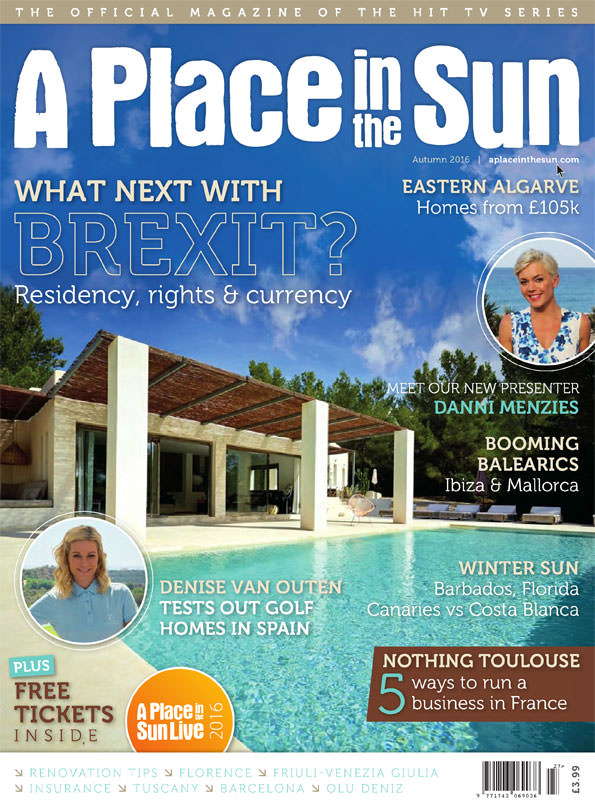 A Place In The Sun Magazine, Autumn 2016