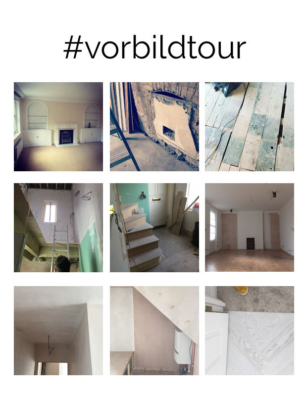 #vorbildtour - A detailed tour of refurbishment process