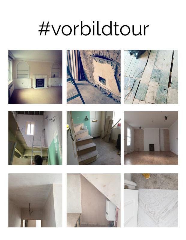 #vorbildtour - A detailed tour of refurbishment process