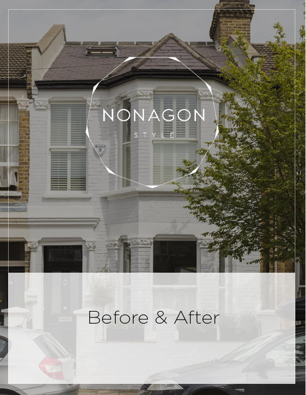 Kilburn house transformation featured by NONAGON.Style