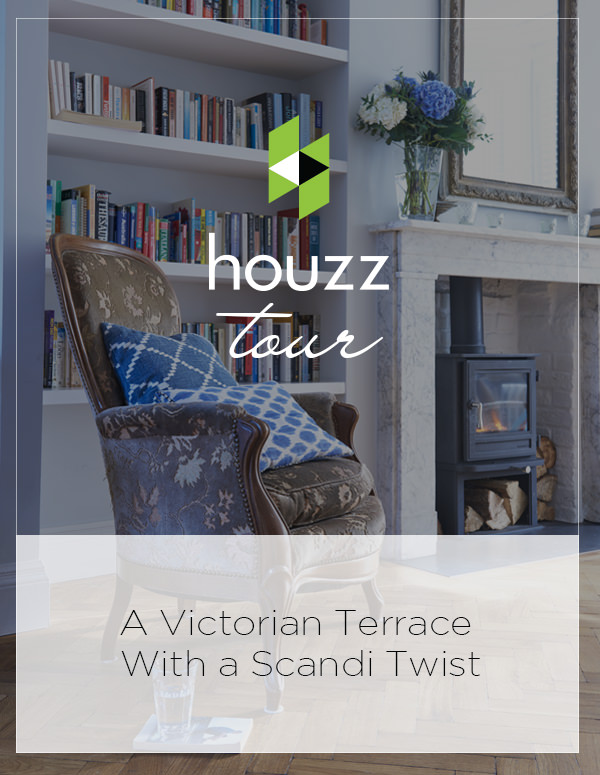 Houzz Tour: A Victorian Terrace With a Scandi Twist