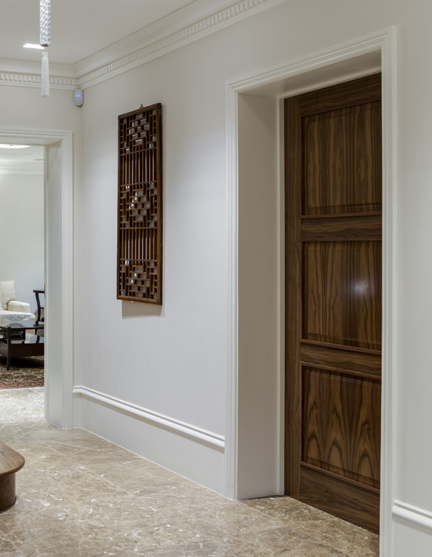 13 Client Supply Items - Internal doors and ironmongery