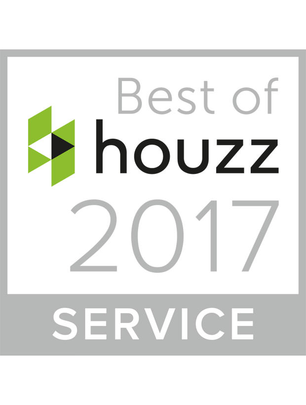 We won Best of Houzz 2017