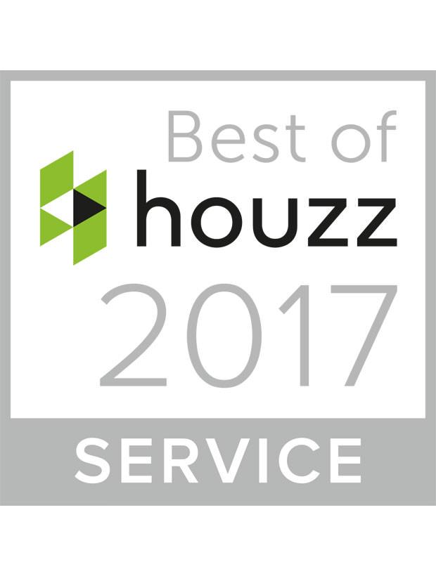 We won Best of Houzz 2017