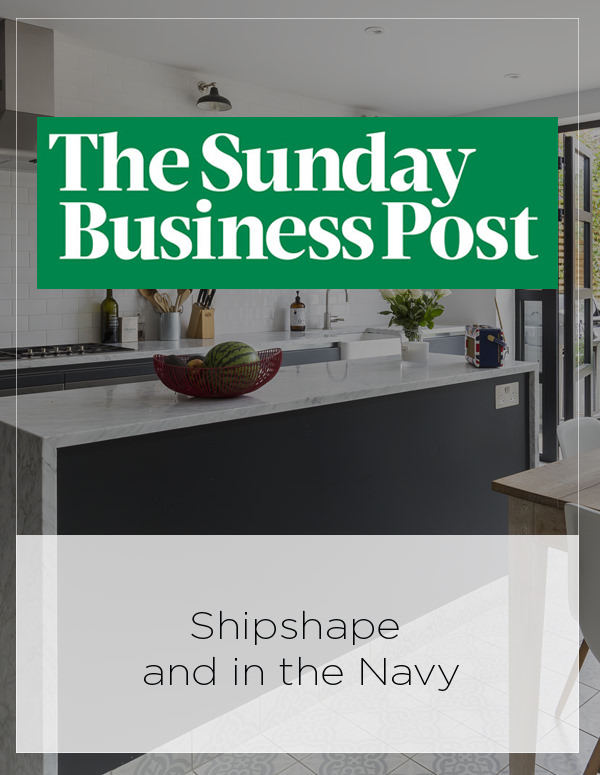 The Sunday Business Post: Shipshape and in the Navy