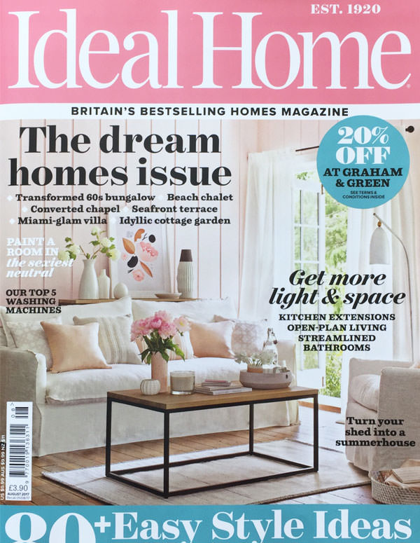 Ideal Home, August 2017