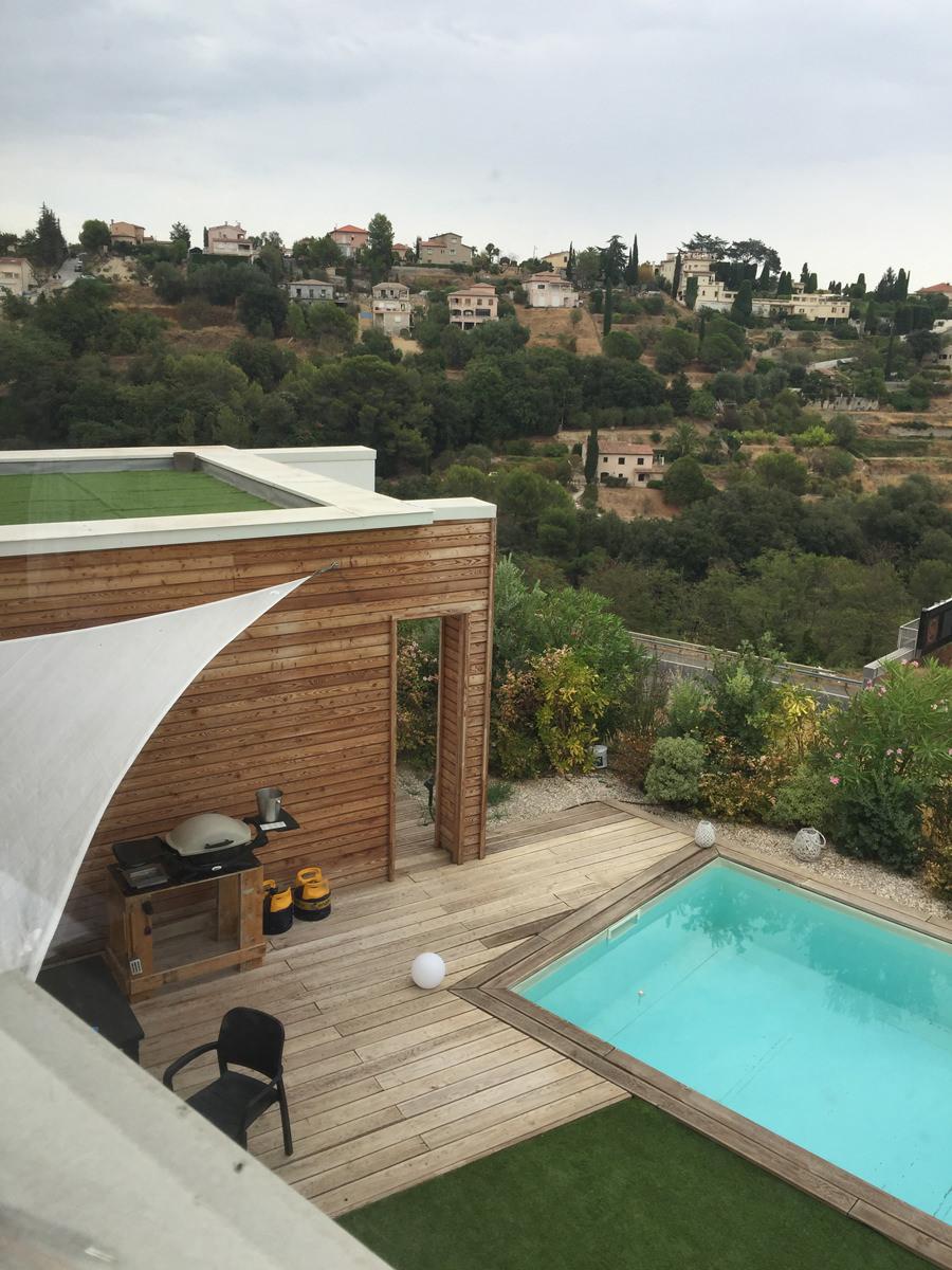 02509 Design d'intérieur de maison contemporaine au nord de Nice, Sud de la France - Vorbild ...