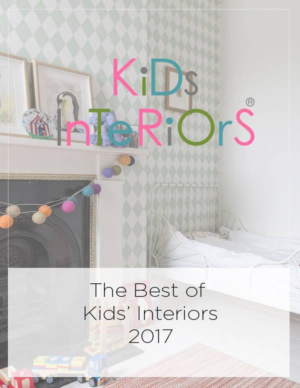Shortlisted as The Best Kids' Interiors 2017