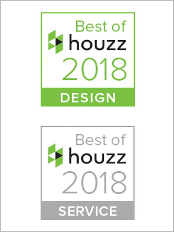 Best of Houzz 2018 Design & Service