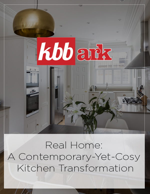 KBBArk Real Home: A Contemporary-Yet-Cosy Kitchen Transformation